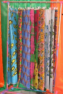 Some of the African prints