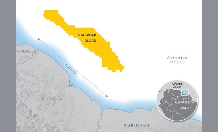 The Stabroek Block offshore Guyana