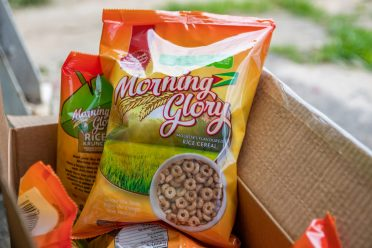 Locally manufactured Morning Glorycereal.