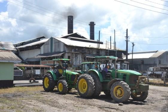 Uitvlugt Leonora Estate Sugar Estate