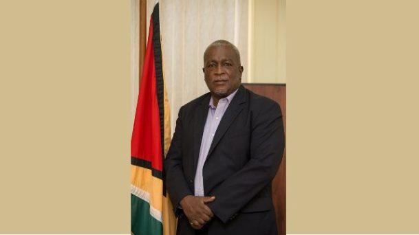 Prime Minister of the Cooperative Republic of Guyana, Hon. Brigadier (R'etd) Mark Phillips
