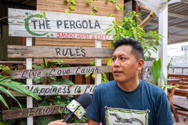 Product Development Facilitation Officer -GTA, Mr. Clyde Edwards at The Pergola