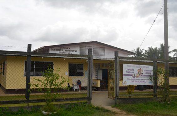 Kumaka District Hospital
