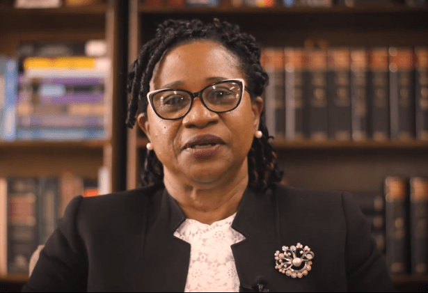 Chancellor of the Judiciary (Ag.) Justice Yonette Cummings-Edwards