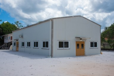 The Sand Hills Primary School built by First Bauxite.