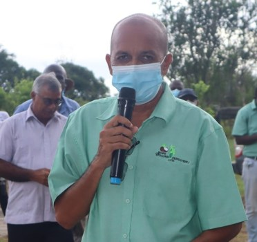 Hope Coconut Industries Limited General Manager Ricky Roopchand (002)