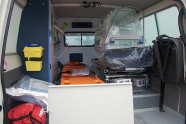 The $16.7M ambulance