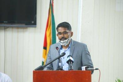 Director of Recruitment at the University, Sreebalakumar