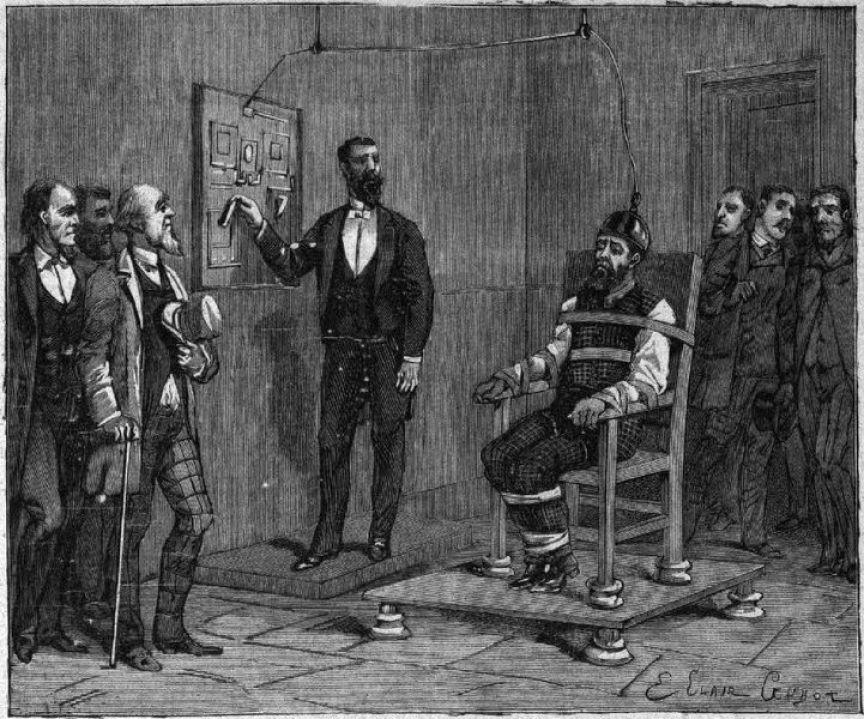 125 Years Ago, First Execution Using Electric Chair Was Botched ...