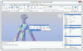 A sample of a work in DWG file format