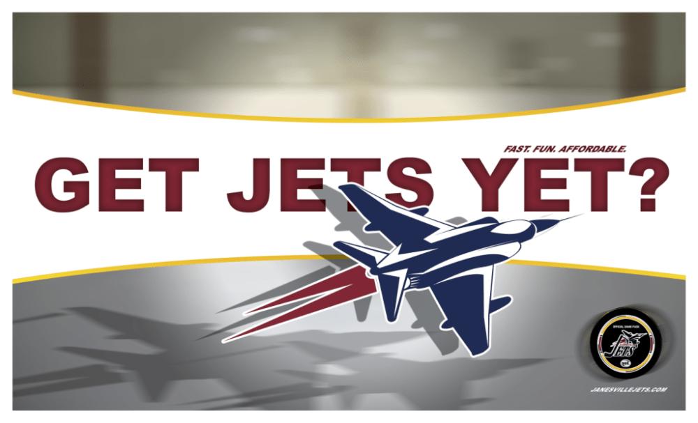 Janesville Jets Brand BackStory™