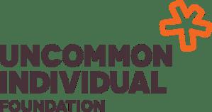Uncommon Individual Foundation's new brand identity