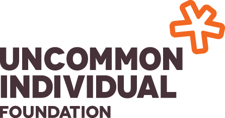 Uncommon Individual Foundation's new brand identity