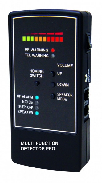 MULTI-FUNCTION BUG DETECTOR PRO