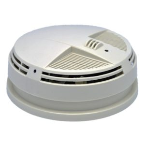 SMOKE DETECTOR HIDDEN CAMERA W/REMOTE VIEW AND CLOUD-BASED VIDEO