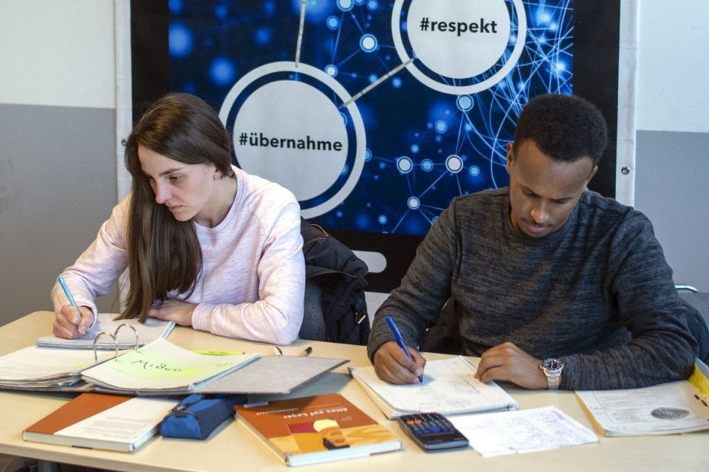 Looking for an Alternative to College? U.S. Studies German Apprenticeships (#GotBitcoin?)