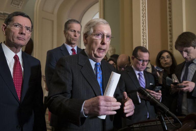 Senate Passes Landmark Criminal-Justice Overhaul Bill in Bipartisan Vote (#GotBitcoin?)