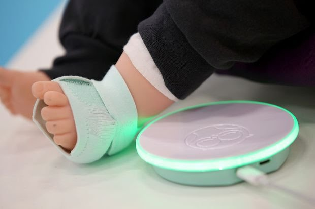 Blood Pressure, Baby's Pulse, Sperm Potency: Home Health Devices Are Tracking More Than Ever (#GotBitcoin?)