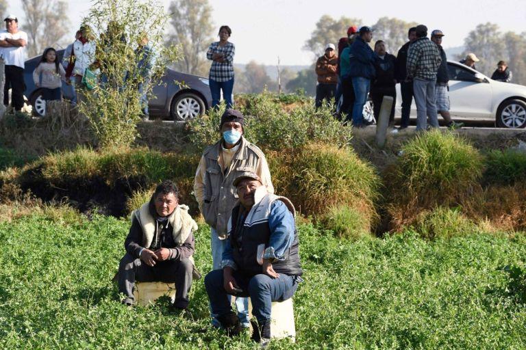 Fireball At Mexico Pipeline Tap Kills 66 (#GotBitcoin?)