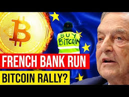 Yellow Vests Initiate French Bank Run (#GotBitcoin?)