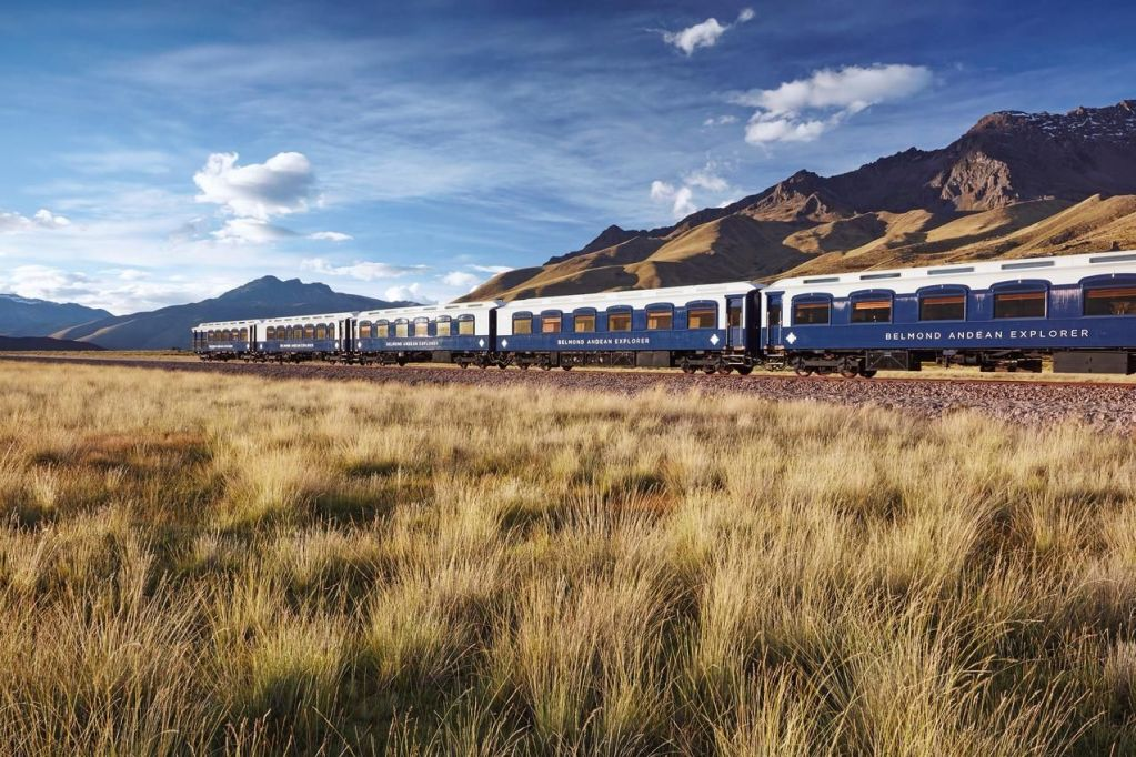 Dream Vacations: The New Age of Sleeper Trains (#GotBitcoin?)