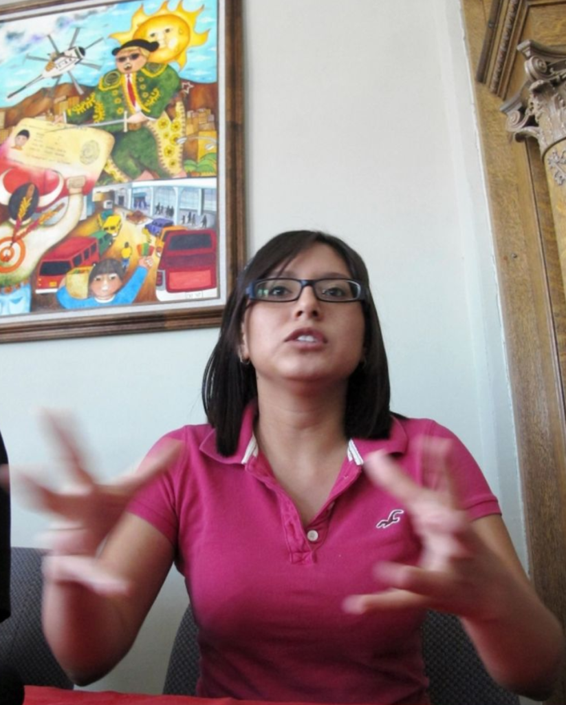 Marisol Valles Garcia, 20-Something Mexican Police Chief Takes On Mexican Drug Cartels (#GotBitcoin?)