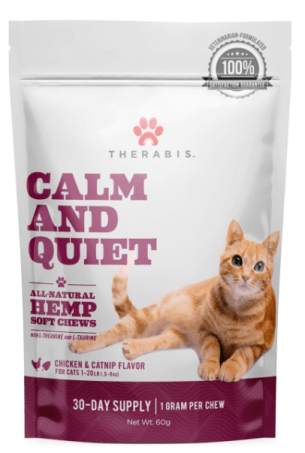 A Little CBD to Take The Edge Off—For Your Pet? (#GotBitcoin?)