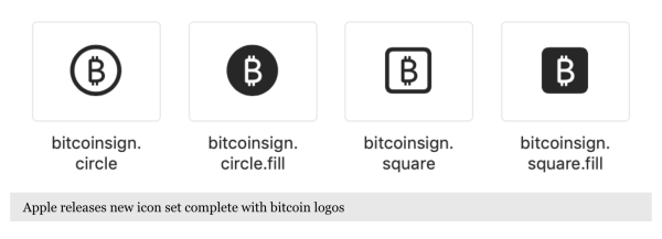Apple Announces CryptoKit, Achieve A Level of Security Similar To Hardware Wallets (#GotBitcoin?)