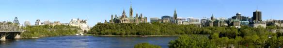 Ottawa Panorama by Wikicanadia