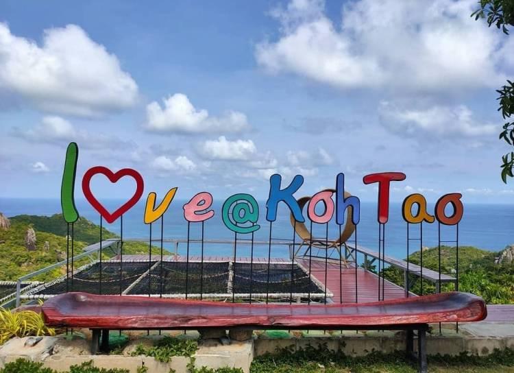 Koh Tao Island Viewpoints 3