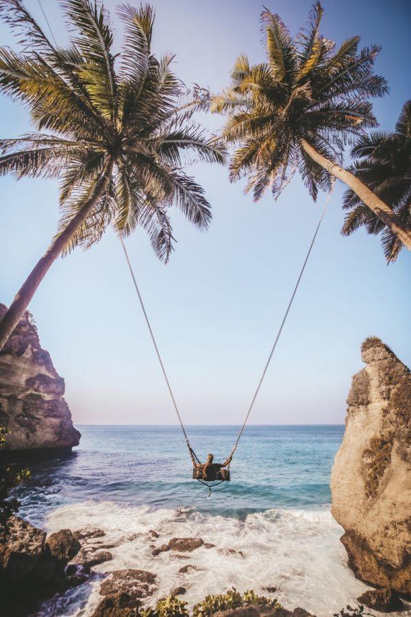 hammock in nusa penida island