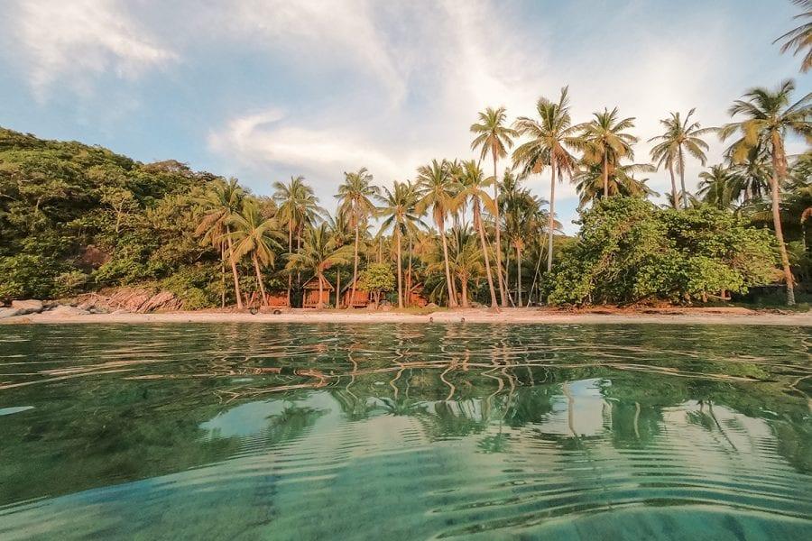 Koh Tao Beaches: Sai Nuan