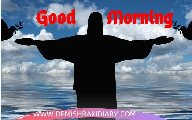 good morning god images hd Jisus