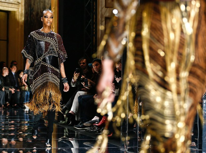 Fashion Stylecast Balmain