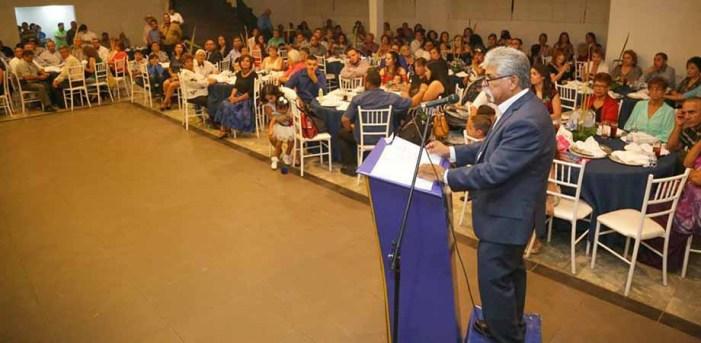 Presenta diputado Armando Gutiérrez 2º Informe de trabajo