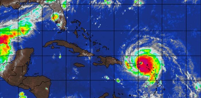 Huracán Irma causa destrozos en islas del Caribe