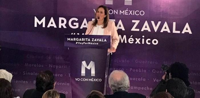 ¡Voy por México!; El capricho de Margarita Zavala