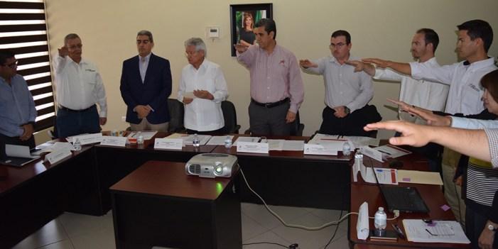 Instala Codeson Comité de Control y Desempeño Institucional