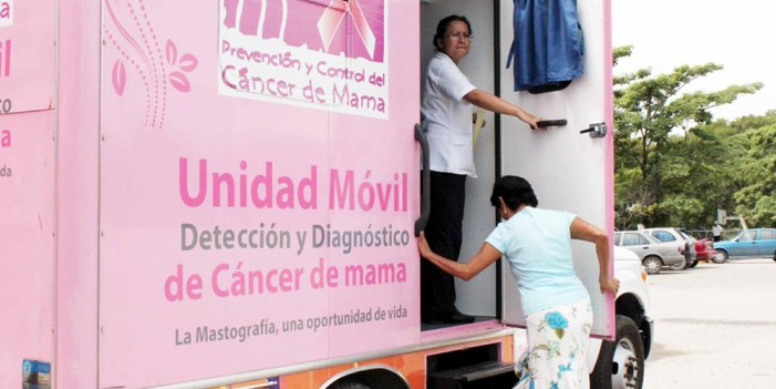 Investigan genética del cáncer de mama en mexicanas
