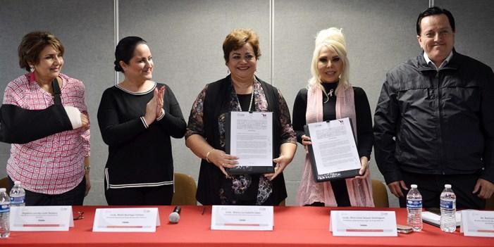 """Unen ISM y """"Grupo RETO"""" acciones contra el cáncer de mama"""
