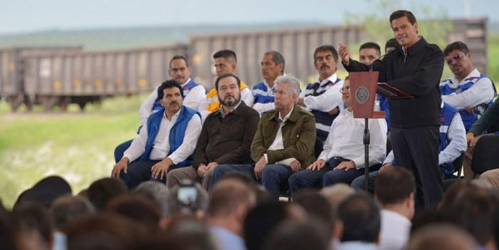 Una nación no se construye en una sola administración: Peña Nieto