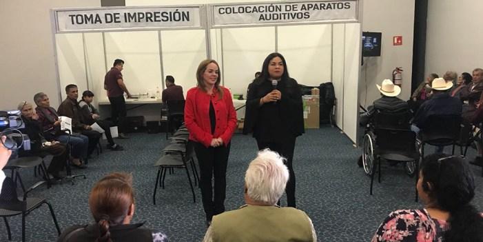 """Entrega Salud 252 auxiliares auditivos en tercera Jornada """"Para Oírte Mejor"""""""
