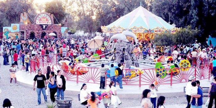Festejará DIF Sonora a niñas y niños en Parque Infantil