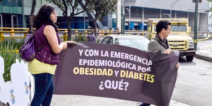 Diabetes avanza en México