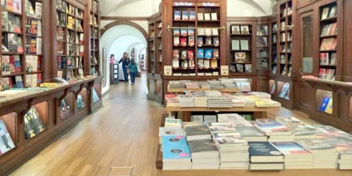 Librería Bertrand de Chiado; la más antigua del mundo