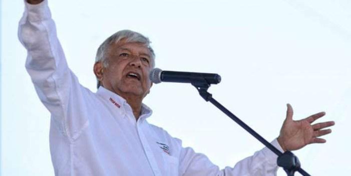Las propuestas de López Obrador para llegar a la Presidencia
