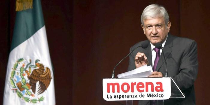 """""""Morena gate"""" pone pelos de punta a López Obrador"""