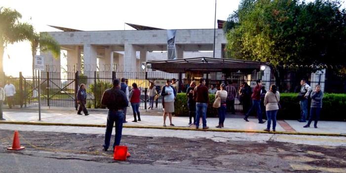 Morena toma Congreso de Veracruz