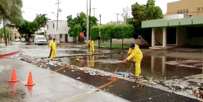 Seguirá racha de días lluviosos en Sonora: Conagua