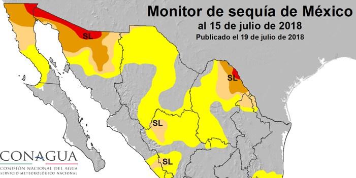 Padecen sequía 52 municipios de Sonora: CNA